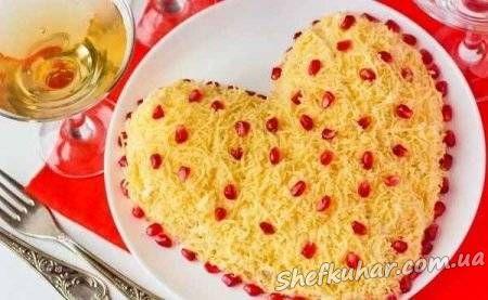 Салат кохання