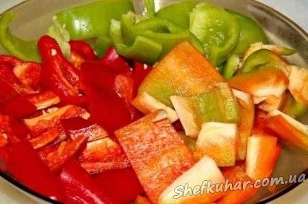 Сахалінський салат з кальмарів