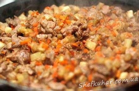 М'ясо у вірменському лаваші