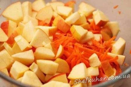 Солодкий салат з моркви