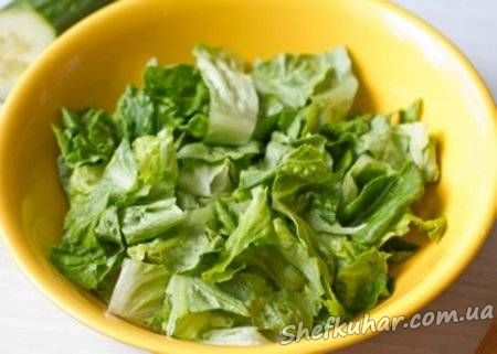 Азіатський салат