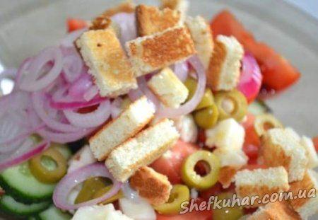 Панцанела - італійський салат