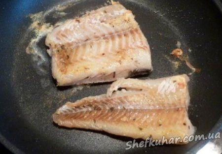 Шаурма з рибою