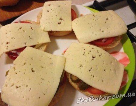 Як приготувати бургер