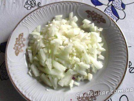 Святковий салат Золота рибка