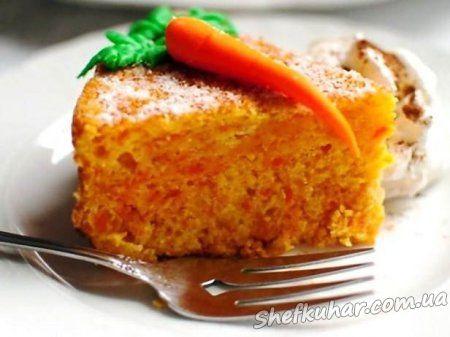 Як приготувати морквяний пиріг