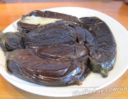 Ікра-салат з баклажанів