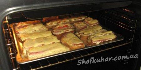 3 рецепта гарячих бутербродів для перекусу