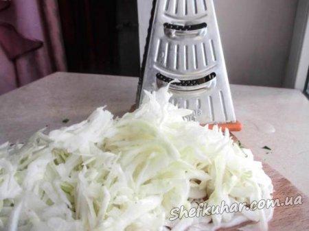 Святковий салат Квітка-семицвітка