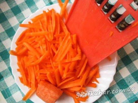 Святковий салат зі свинячого серця
