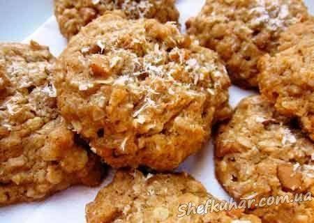 Овсяное печенье при диете - jivilegkoru