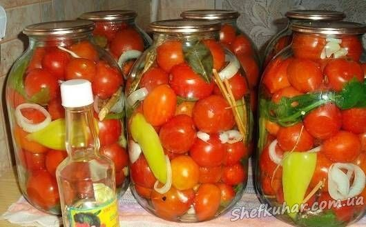 помидоры на зиму рецепты без стерилизации фото