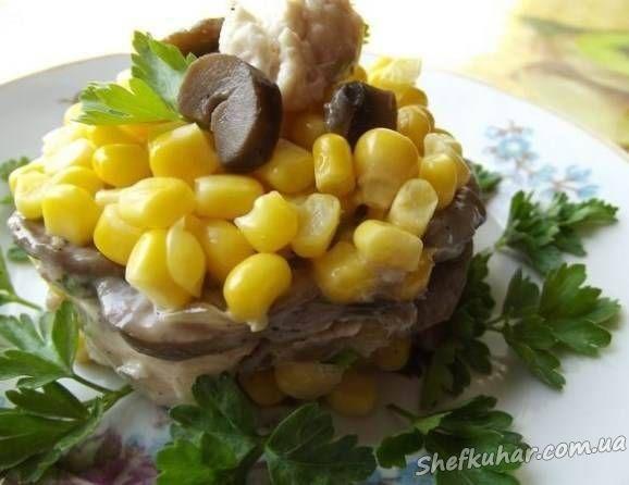 Рецепт ресторанных блюд в домашних условиях