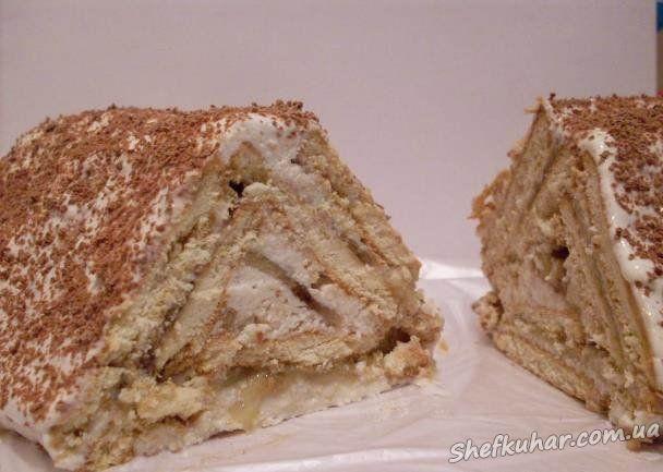 7046aa27006b7c А випікати різні тортики, або пироги немає бажання, а часом і часу. Так ось  на такі випадки завжди знадобиться не дуже складний рецепт дуже ...