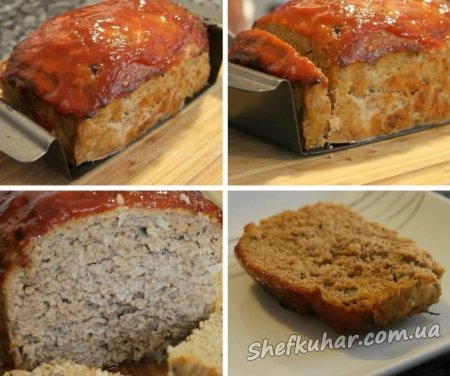 М'ясний хліб
