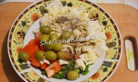 Салати зі свіжої капусти - 3 рецепти