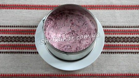 Святковий салат Коханка