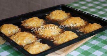 Картопля Романофф в духовці