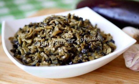 Баклажани зі смаком грибів