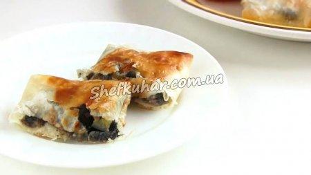 Пиріжки з лаваша
