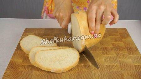 Гарячі бутерброди для перекусу