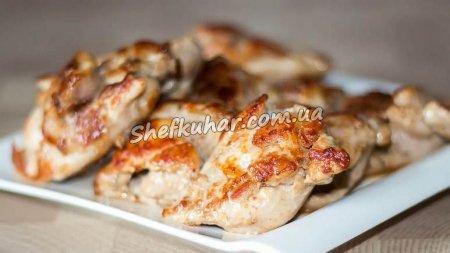 Як смачно приготувати куряче філе