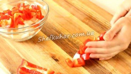 Куряче філе в кисло-солодкому соусі