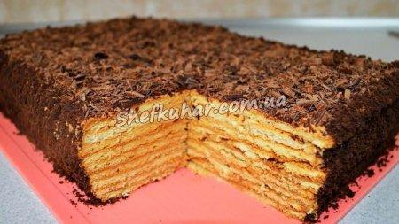 Торт Мікадо