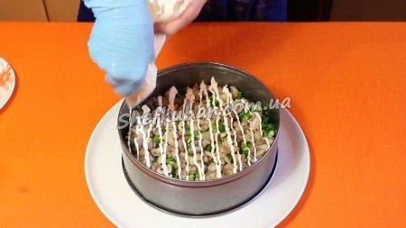 Святковий новорічний салат