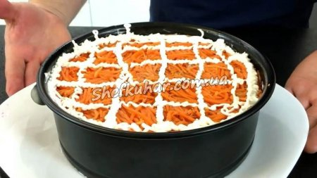Салат з морквою по-корейські
