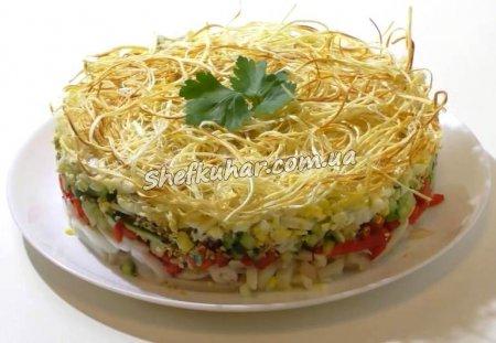 Цікавий салат
