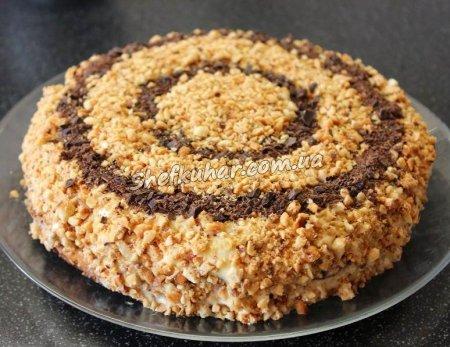 Торт в мікрохвильовці за 5 хвилин