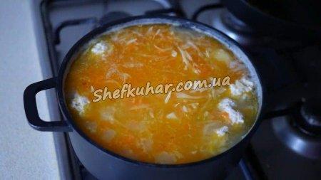 Селянський суп