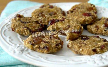 Печиво із 3 інгредієнтів