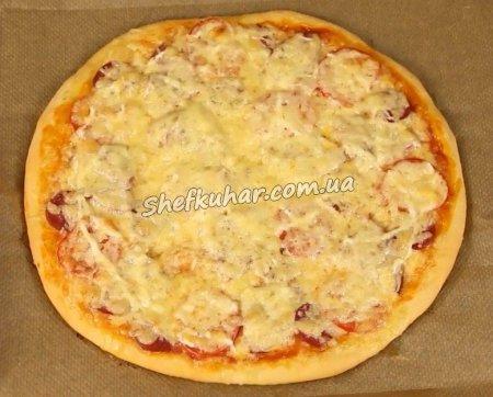 Піца без дріжджів