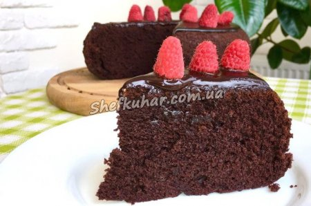 Швидкий торт без просочення