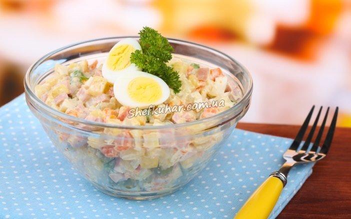 Новорічні салати 2020 - рецепти страв