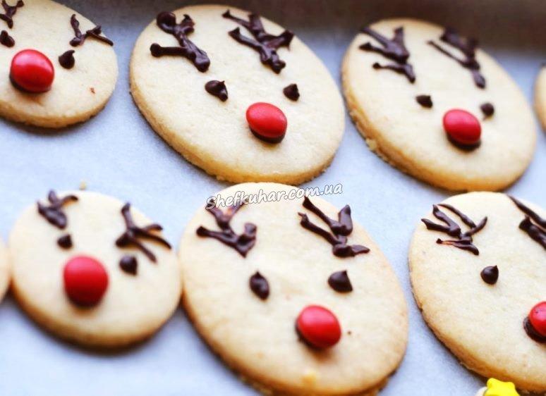 Яке печиво приготувати на Новиій рік 2020