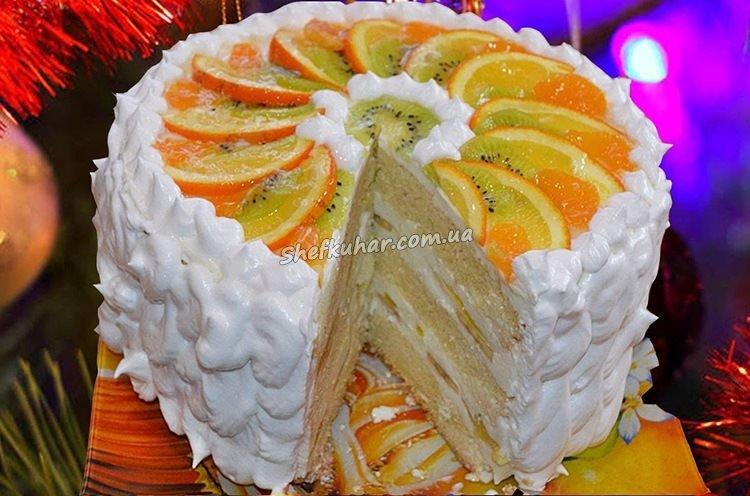 Який торт приготувати на Новий рік 2020?