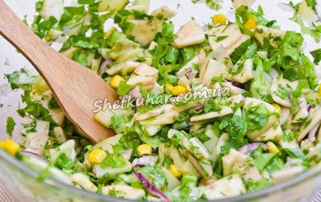 Ковбойський салат