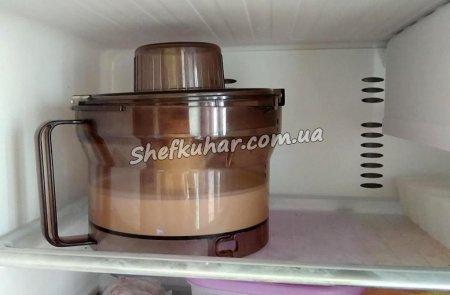 Рецепт приготування вершкового морозива - Фото 1