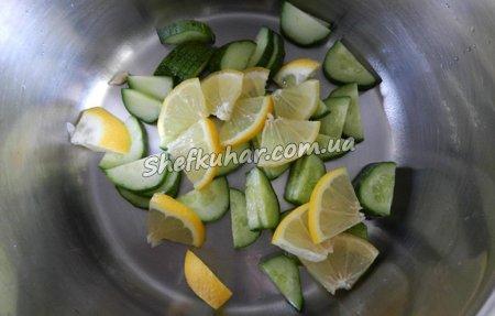 Процес приготування Літнього освіжаючого напою - Фото 7