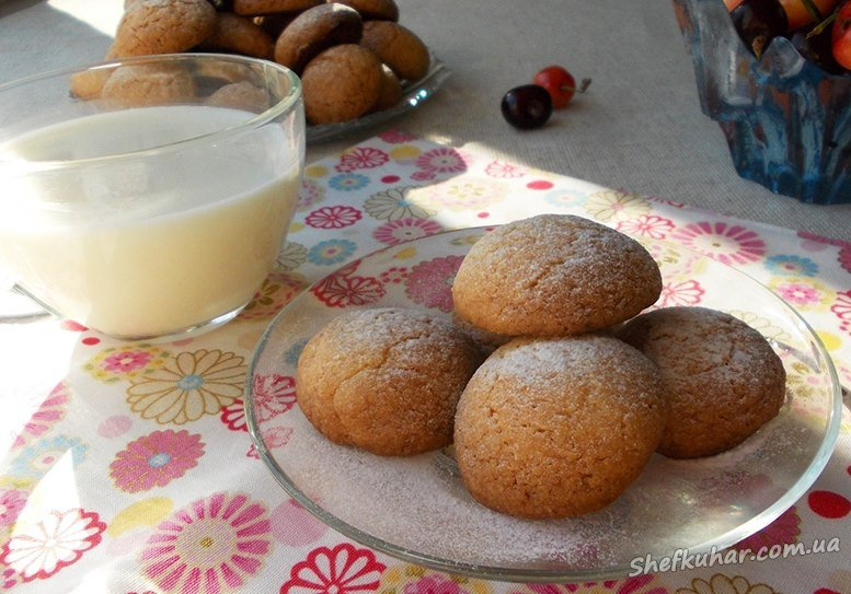 Хрумке печиво
