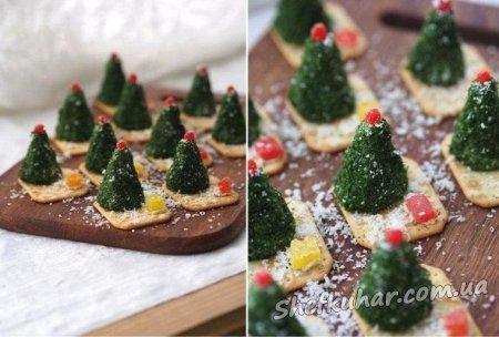 Оригінальні закуски на новорічний стіл - фото 1
