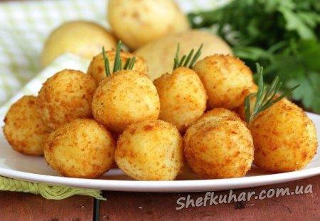 Картопляні крокети